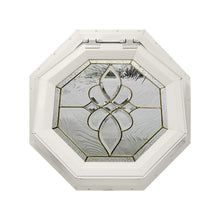 Taj Venting Octagon Window Beige