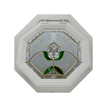 Tulip Venting Octagon Window Clay