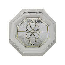Taj Venting Octagon Window Clay