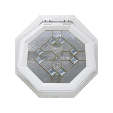 8-Diamond Octagon Window
