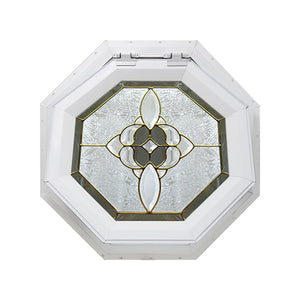 Bevel Cluster Venting Octagon Window