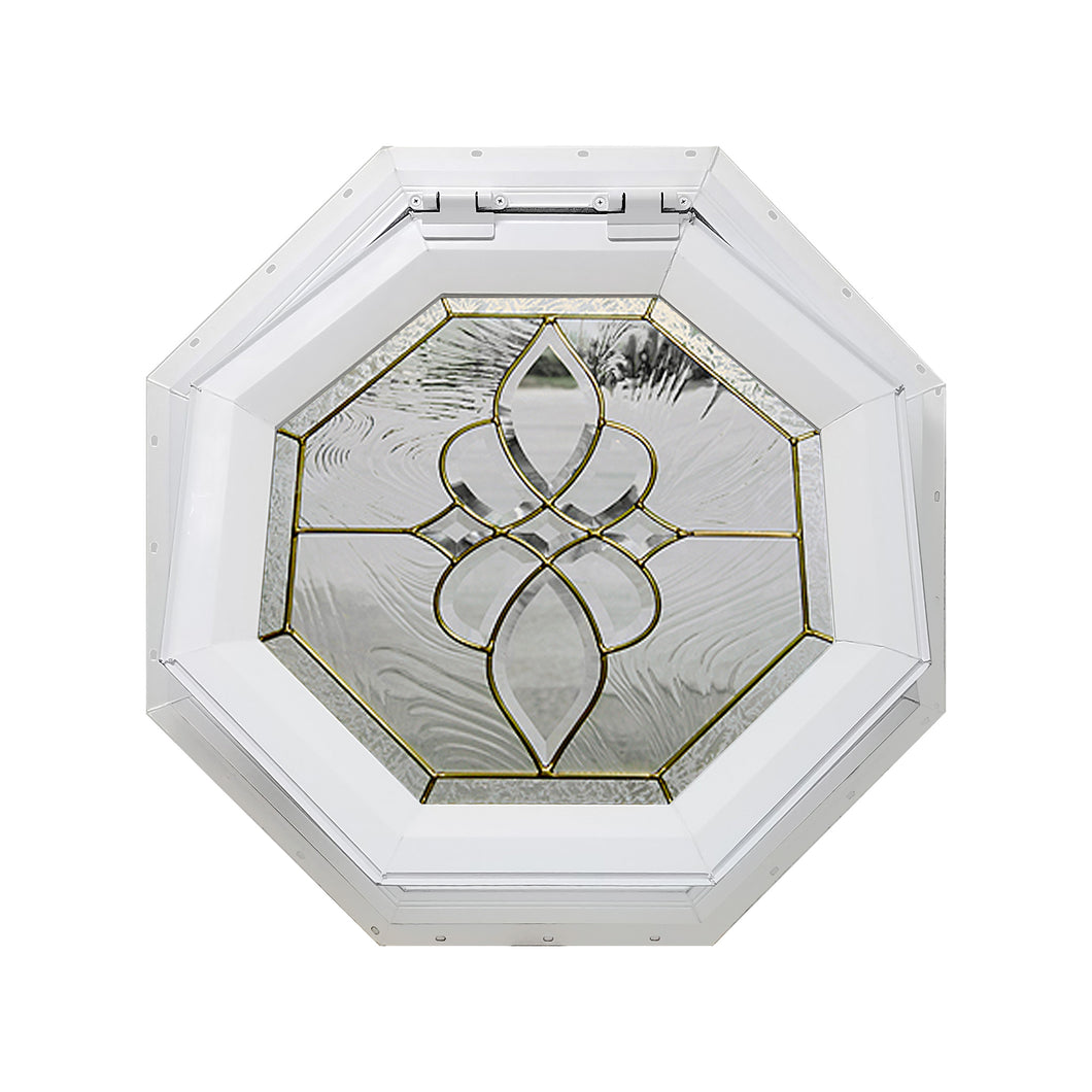 Taj Venting Octagon Window