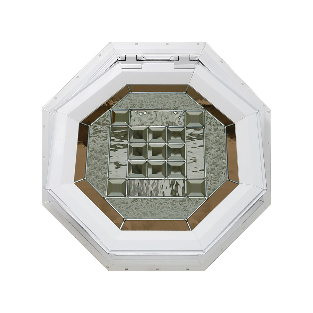 Park Avenue Venting Octagon Window