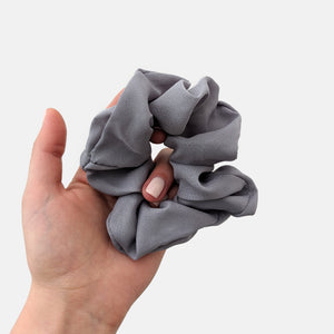 Satin scrunchies pack of 2