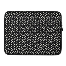 Load image into Gallery viewer, Laptop sleeve in daisy print