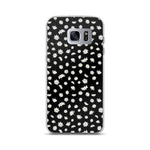 Load image into Gallery viewer, Samsung phone case in daisy print