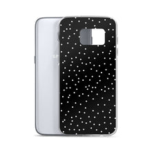 Load image into Gallery viewer, Samsung phone case in dots print