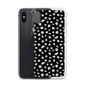 iPhone case in daisy print