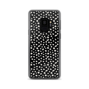 Samsung phone case in daisy print