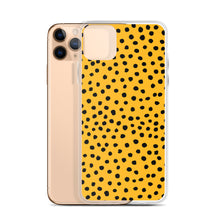 Load image into Gallery viewer, iPhone case in leopard print