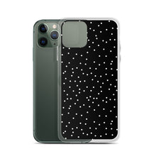 Load image into Gallery viewer, iPhone case in dots print