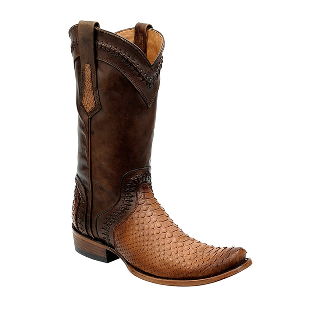 MEN'S CUADRA PYTHON SHORT WALNUT