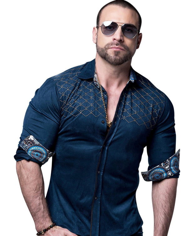 Rafael Amaya Capitone Long Sleeve Shirt