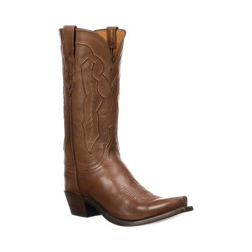 Lucchese Womens GRACE, Western Boot Honey M5005.S54