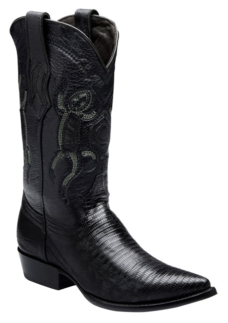 MEN'S CUADRA LIZARD PUNTAL TALL BLACK
