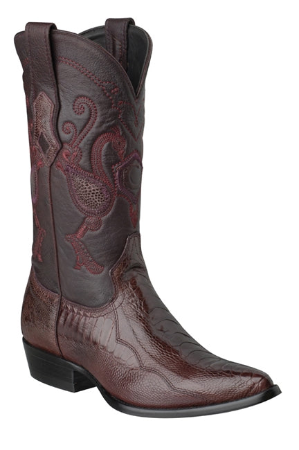 MEN'S CUADRA PATA AVE TALL BURGUNDY