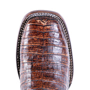 Cuadra Caiman Belly Pro Rodeo Lumber Bone 2P02FY
