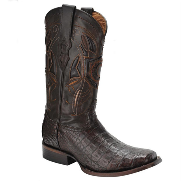 Cuadra Caiman Belly Pro Rodeo Lumber Whiskey 2P02FY