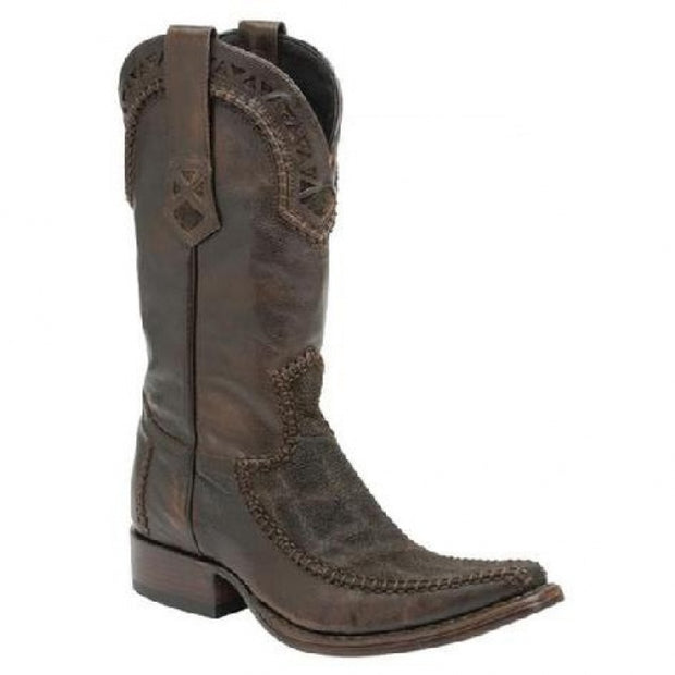 Cuadra Elephant Boots Dusty Chocolate 1B27ELCHOCOLATE