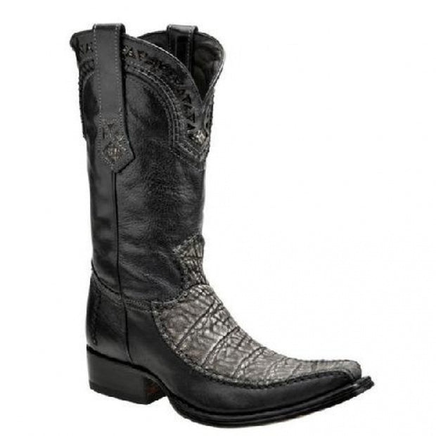 Cuadra Elephant Boots Dusty Gray 1B27ELGRY