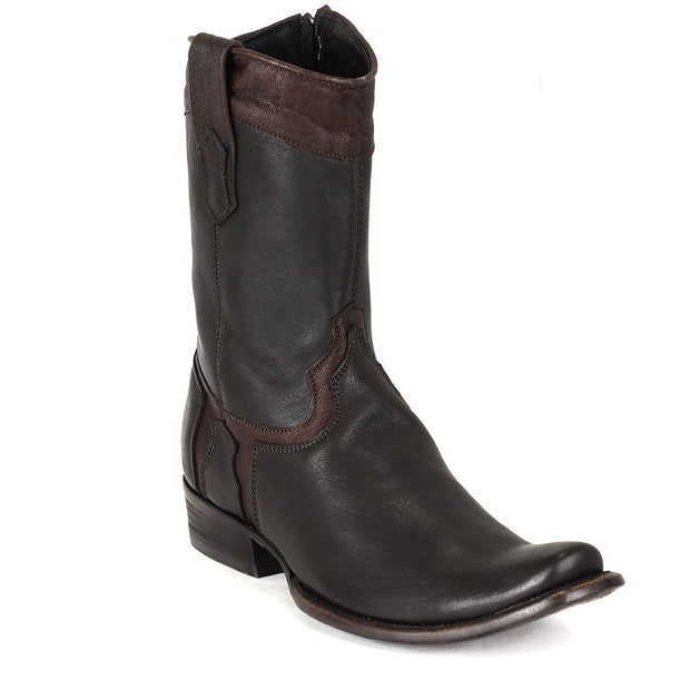 Cuadra Leather Boots Molok Testa 1J06MK