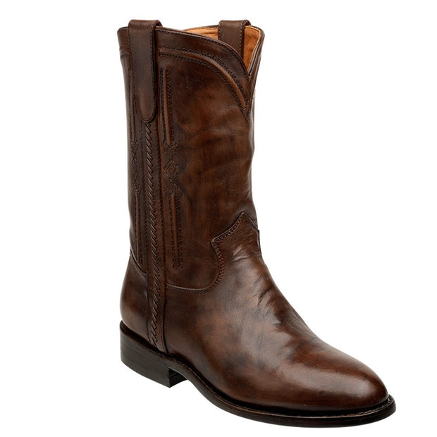 cuadra Leather Brown Boots C301PR