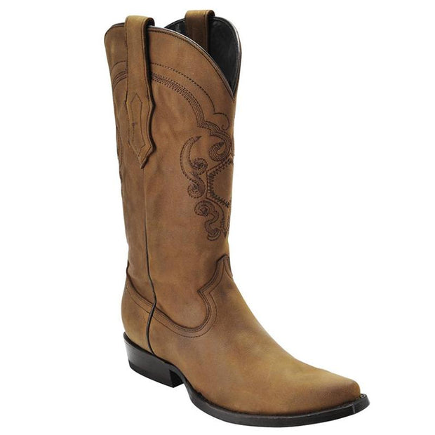 CUADRA MENS GENUINE LEATHER BOOTS 2B15TK