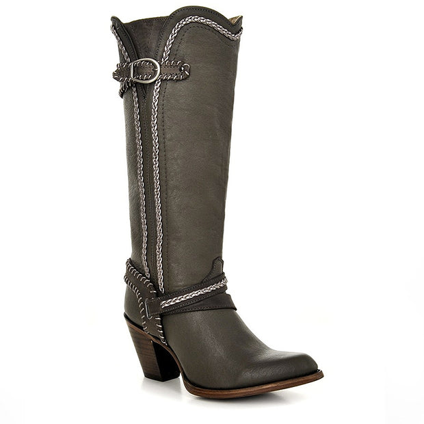 Cuadra Women Himalaya Grey Boot New 2Q09HM
