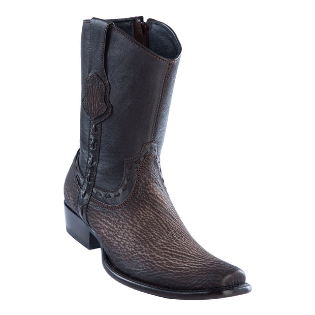 Men's Dubai Short Boot Genuine Shark