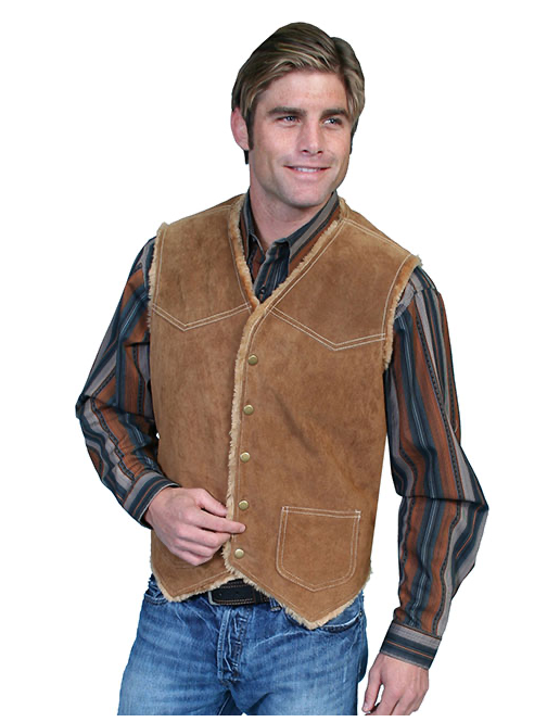 Scully Bunyan – Mens Vest