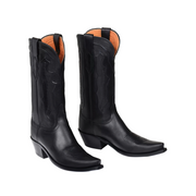Lucchese Womens GRACE, Western Boot BLK M5006.S54