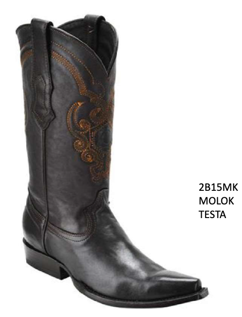 CUADRA MENS GENUINE LEATHER BOOTS 2B15MK
