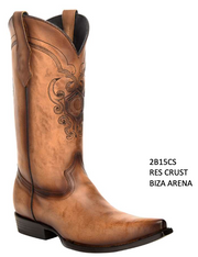 CUADRA MENS GENUINE LEATHER BOOTS 2B15CS