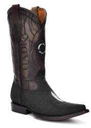 CUADRA MENS GENUINE STINGRAY BOOTS 2B1OMA