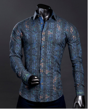 Rafael Amaya Luxury Collection Bosforo Style Shirt-240CA01