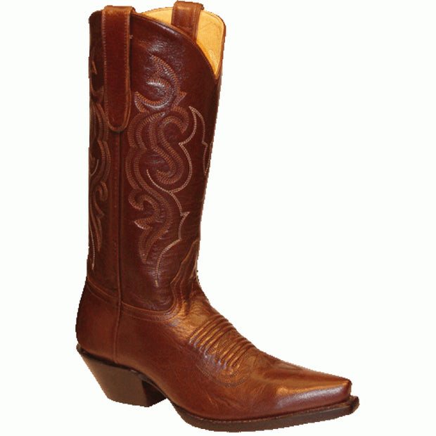 "Star Boots 13"" Brown Buffalo Calf M7019"