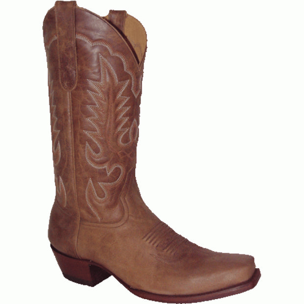 "Star Boots 13"" Brown M7041"