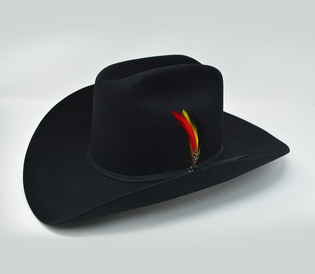 Stetson Hat Rancher - (6X) Fur Cowboy Black