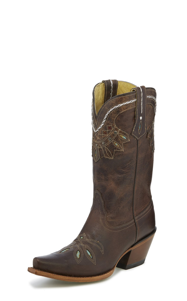 TONY LAMA BOOTS WOMEN'S #VF6015 GUADALUPE