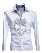 Rafael Amaya Luxury Collection Skull Style Shirt-211CA01