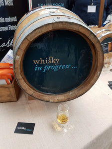 Whisky Podcast #03: Review und Interviews zur Whisky'n'more 2019