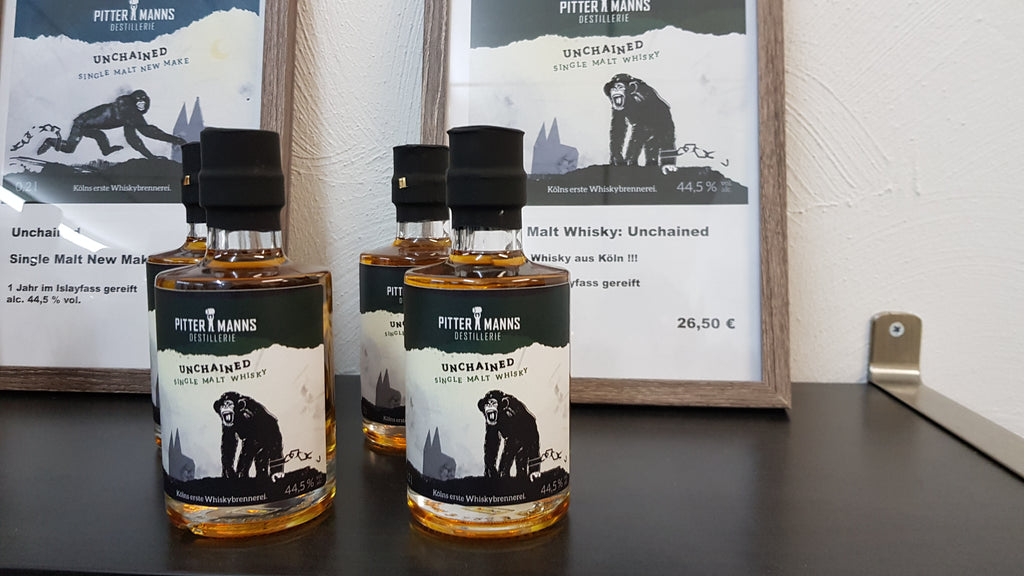 Tasting Notes #035: 1. Kölner Whisky (Pittermanns Destillerie)