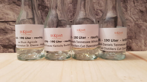 Tasting Notes #037: Distillery Only von St. Kilian Distillers