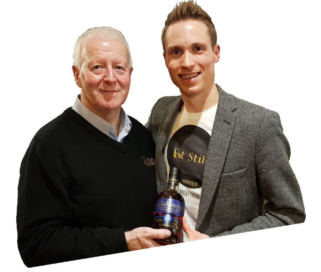 Whisky Podcast #09: GlenAllachie Masterclass mit Billy Walker