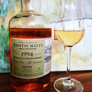 Tasting Notes #021: Braeval 21yo (Wemyss)