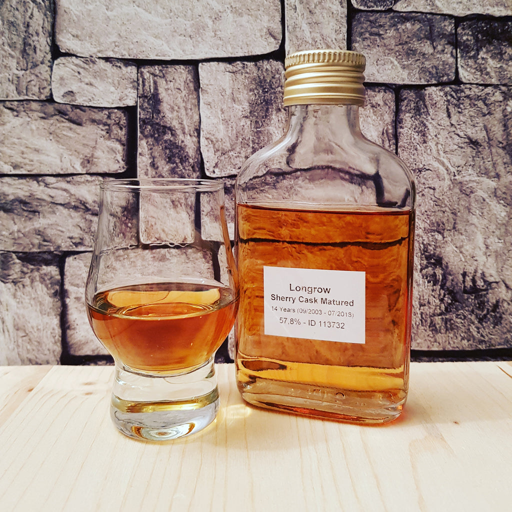 Tasting Notes #022: Longrow Sherry Cask