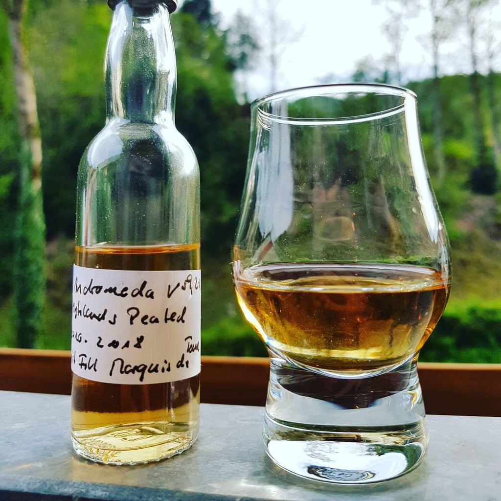 Tasting Notes #030: Andromeda V (Scotch Universe)