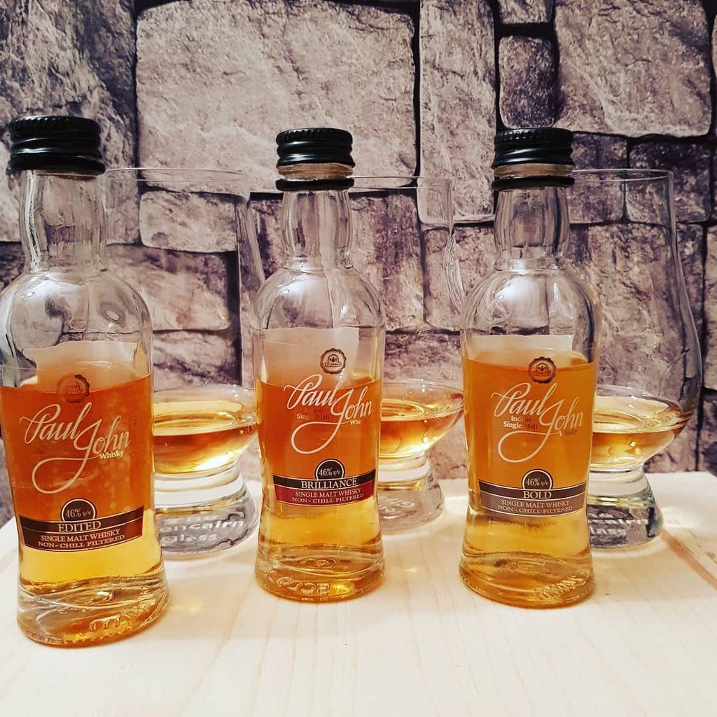 Tasting Notes #032: Paul John Brilliance, Edited und Bold