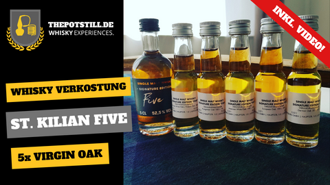 Tasting Notes #040: St. Kilian Signature Edition Five