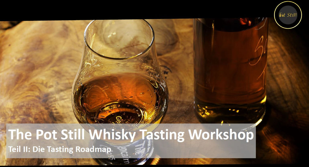 Whisky Tasting Workshop 2: Deine Tasting Roadmap